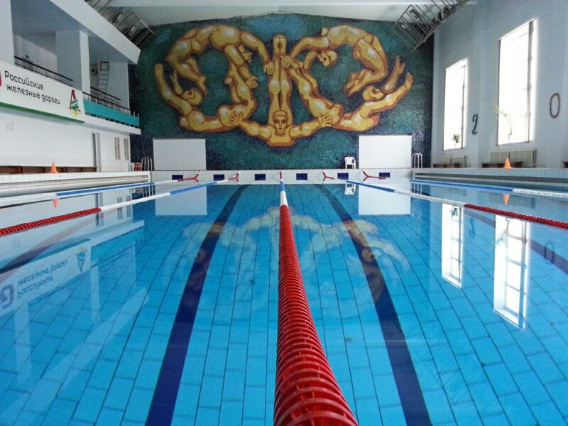 Pool ekaterinburg uralmash